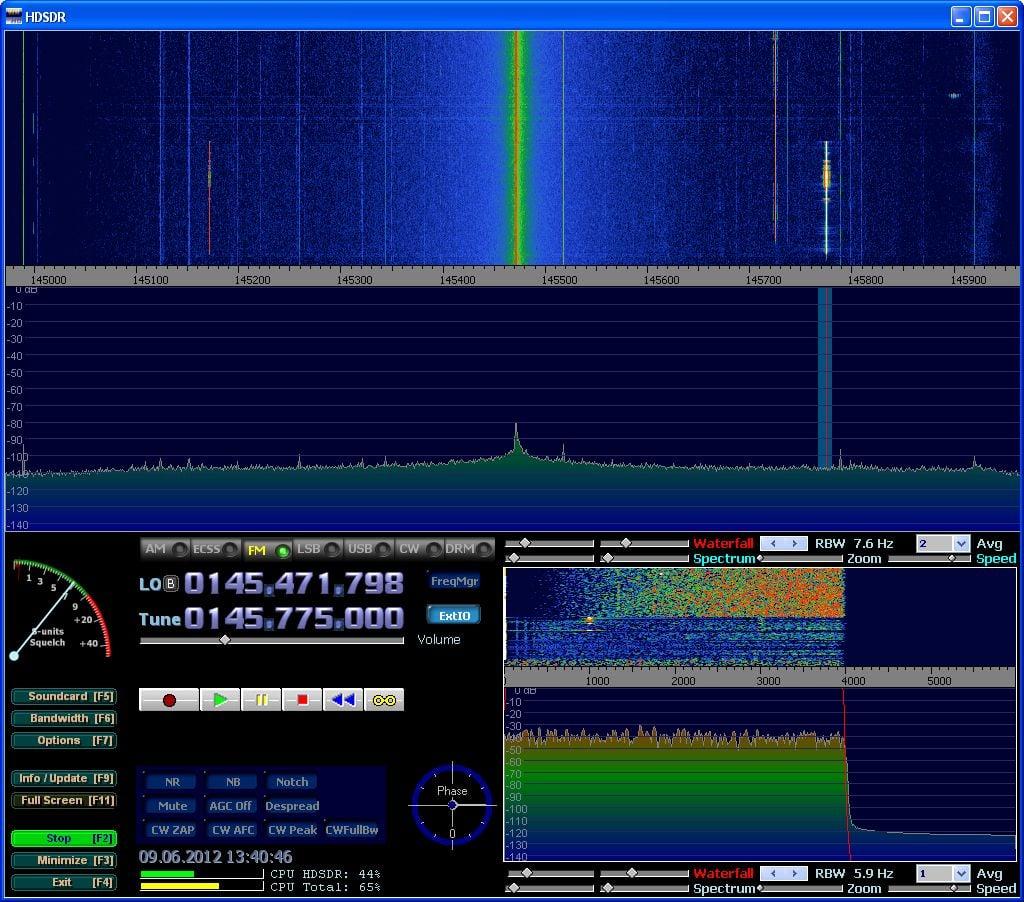 Ein DVB-T-USB-Stick als SDR-Empfänger | German Amateur Radio
