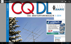 CQDL im maximalen Zoom