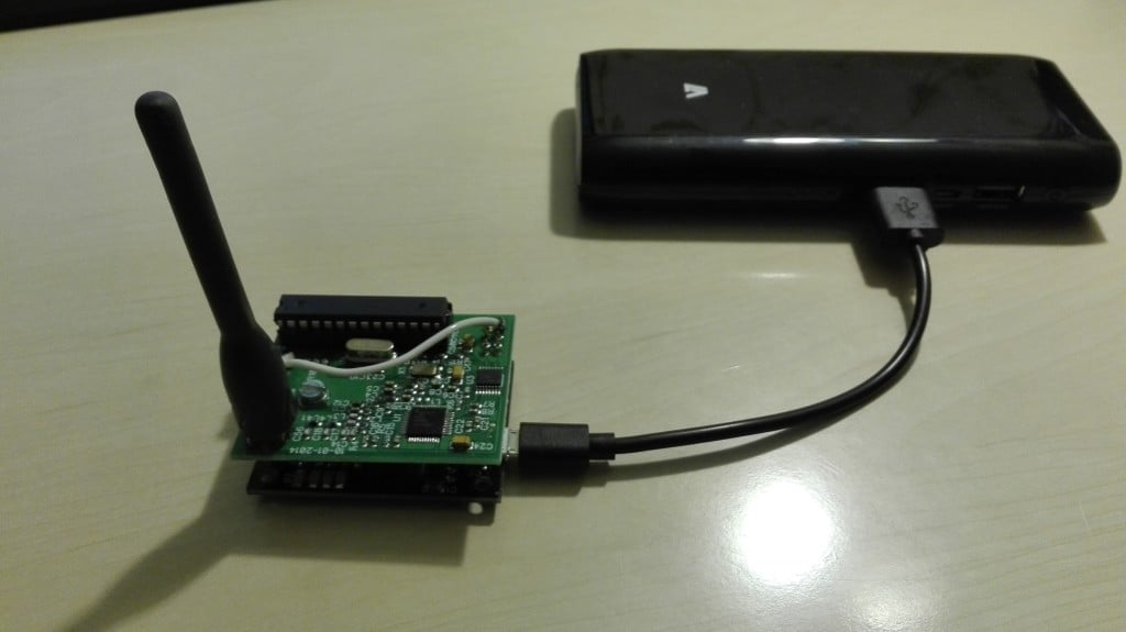 BlueStack mit DVMEGA RPI RADIO-Modul
