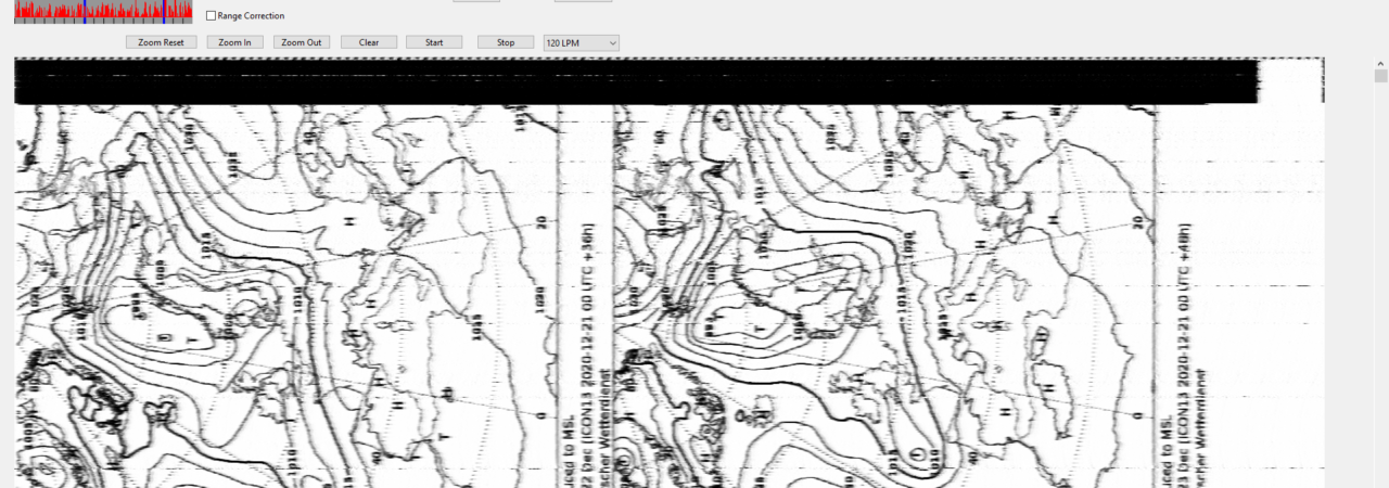 Black Cat HF Weather Fax